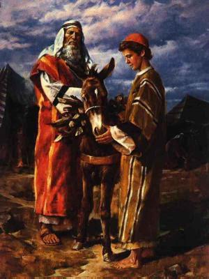 La fe de Abraham